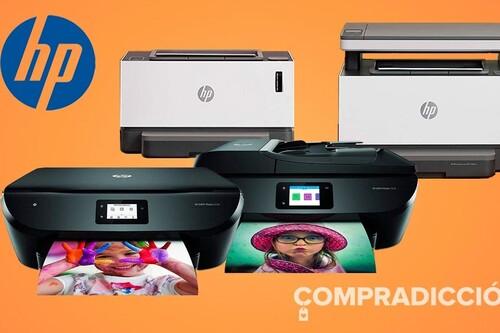 HP Week en Amazon: si necesitas una impresora para teletrabajar estos modelos te salen mucho más baratos