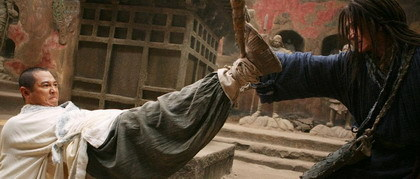 Taquilla USA: Jet Li y Jackie Chan se abren paso a mamporros