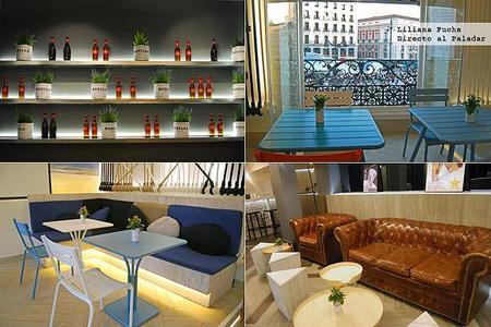 Nueva terraza Rodilla Lounge Estrella Damm en Madrid