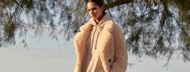 Estos son los abrigos de borrego de Pull & Bear que quieren protegernos este invierno con mucho estilo (y con poco presupuesto)