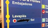 Metro de Madrid: más publicidad, peor servicio