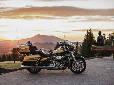 Milwaukee-Eight, los motores más potentes de Harley-Davidson llegan en 2017