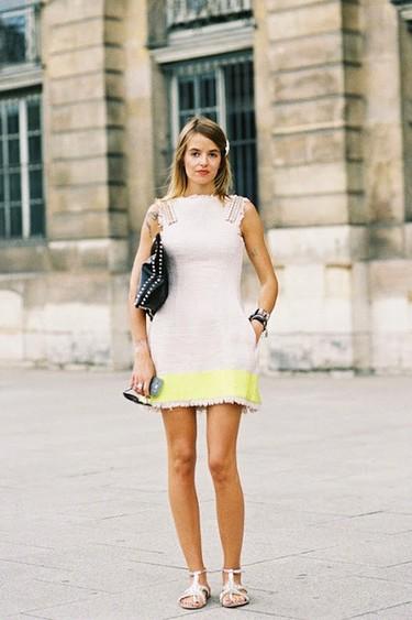 Carlotta Oddi es la chica que está de moda, una versión de Alexa Chung a la italiana