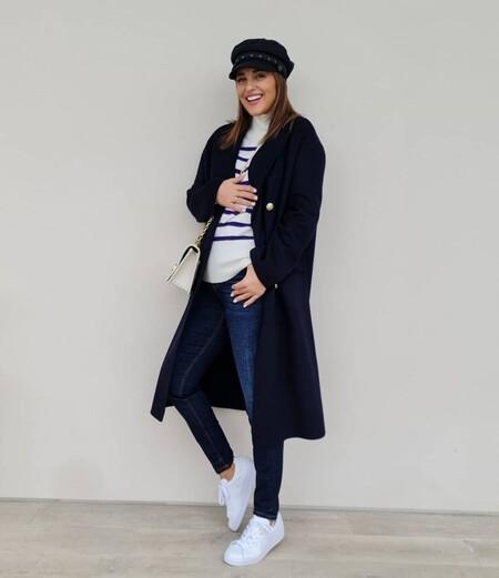 paula echevarria look embarazo