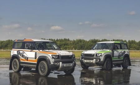 Bowler Defender Challenge: Un Land Rover preparado para rally por 2.3 millones de pesos