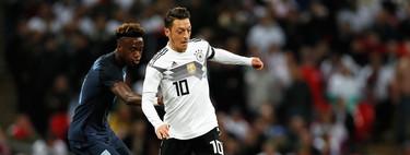 """""""Soy alemán cuando gano, inmigrante cuando pierdo"""": lo que Özil dice de Europa y la integración"""