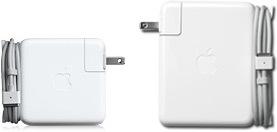 El adaptador del MacBook Pro, un poco menos ladrillo