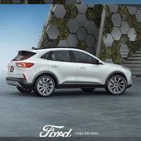 Ford Escape Híbrida 2021 llega a México: precio, lanzamiento y versiones