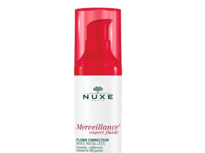 ¿Arrugas, poros y piel mixta?: Merveillance Expert Fluide de Nuxe es para ti