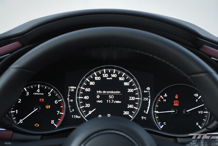 Mazda 3 Turbo Signature Mexico Opiniones Prueba 25