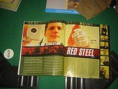 Red Steel, anunciado oficialmente