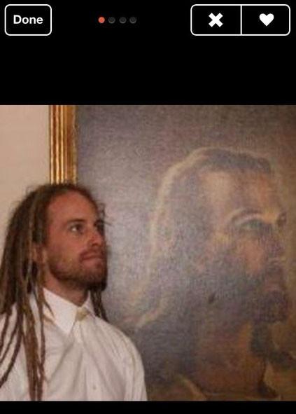 Jesus Tinder