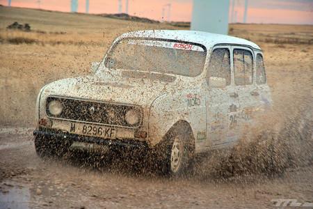 Así fue mi primera experiencia en competición de coches clásicos, el Spain Classic Raid