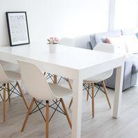 En eBay tenemos este pack de 6 sillas estilo nórdico por 74,95 euros y envío gratis