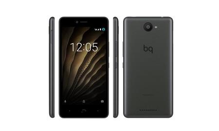 BQ Aquaris U, un completo Android con Dual Sim por sólo 158,99 euros en PCComponentes