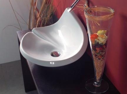Lavabos de Varm: arte en el baño