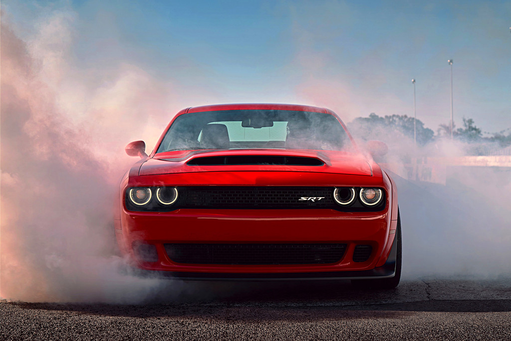 Dodge Challenger Srt Demon 2017 20