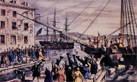 Revoluciones políticas, revoluciones fiscales