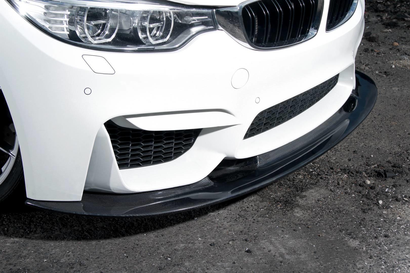 Foto de BMW M4 RS (9/9)