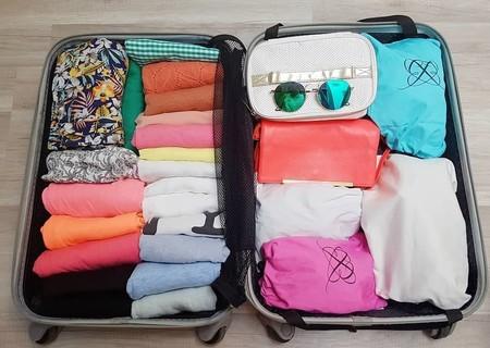 trucos para hacer bien la maleta