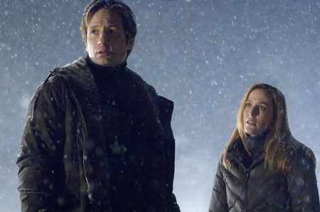 'X-Files: Creer es la clave', rematando a Mulder y Scully