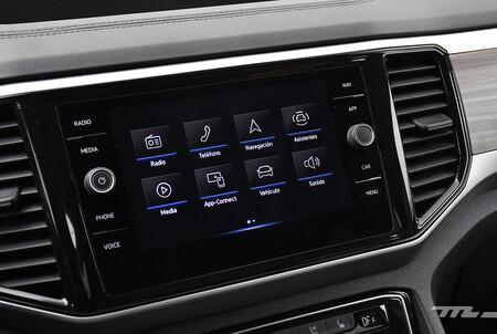 Volkswagen Teramont 2021 Opiniones Prueba Precio Mexico 17