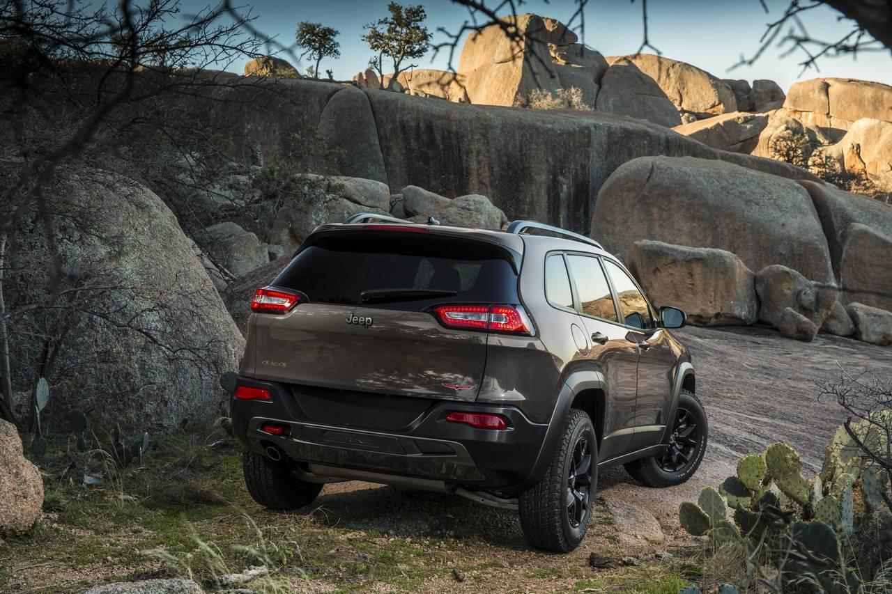 Foto de Jeep Cherokee 2014 (20/28)