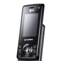 LG KS500, con touchpad óptico