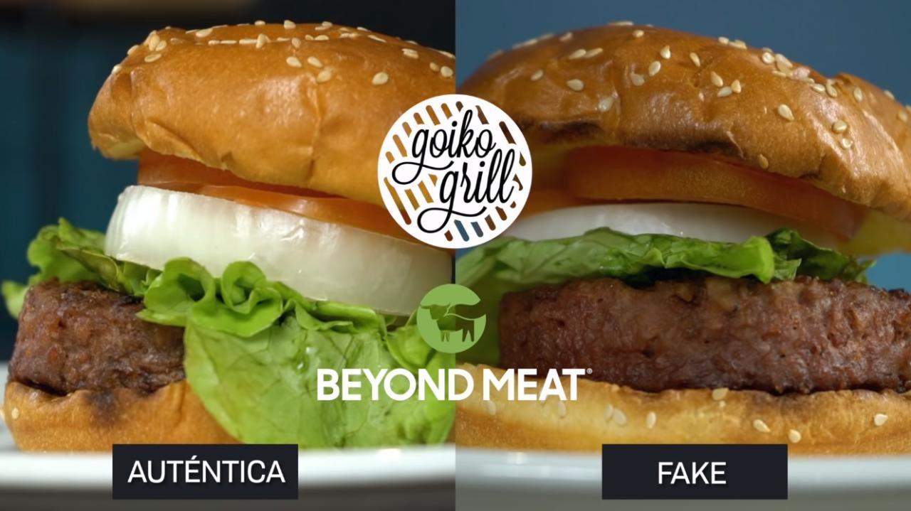 Foto de Comparativa de hamburguesas (1/3)