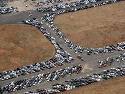 Multazo de 171 millones de euros a veintiuna empresas de coches en España
