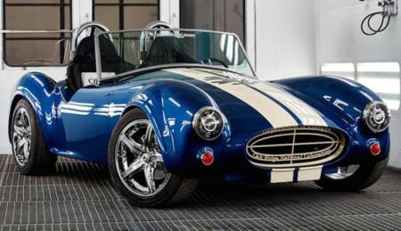 Esta réplica de Shelby Cobra está impresa en 3D