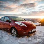 La gran cuota de mercado de eléctricos en Noruega reduce la de las motorizaciones diésel a la mitad