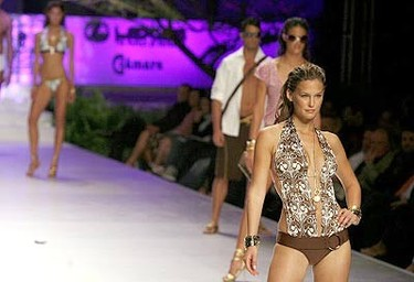 Pasarela Gran Canaria Moda Cálida 2007.