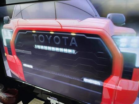 Toyota Tundra 2022 Filtrada