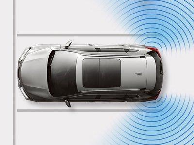 Los sistemas de frenado automático marcha atrás ayudan a evitar el 78% de esos accidentes