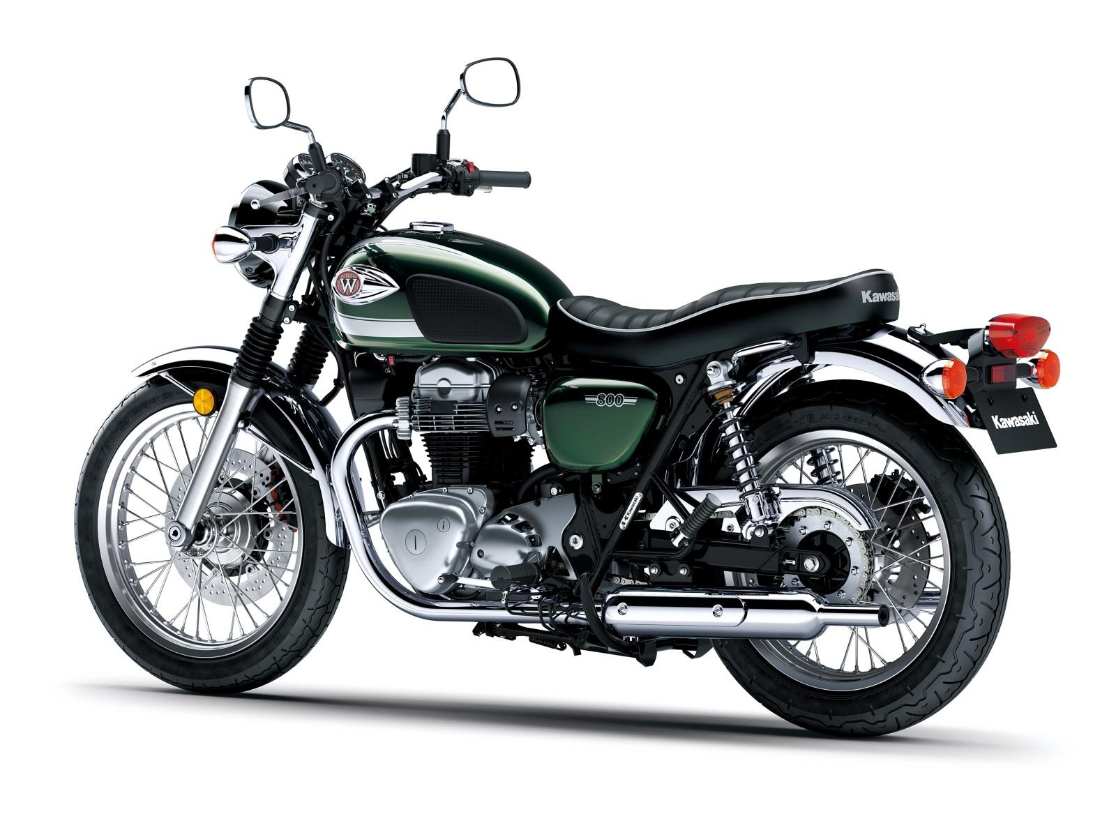 Foto de Kawasaki W800 2020 (44/48)