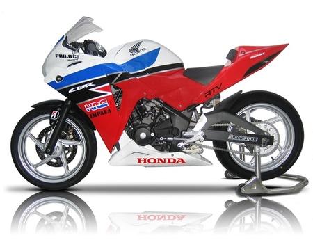 Copa Honda CBR250R para el 2013