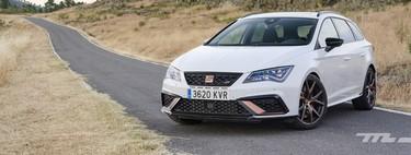 Probamos el SEAT León ST CUPRA R: un sublime coche familiar y deportivo de 300 CV que será la referencia para el nuevo León