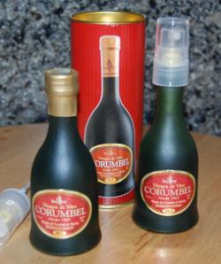 Corumbel Añada 1965, vinagre de vino en spray
