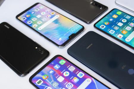 modelos de Android