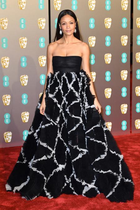Thandie Newton Bafta 2019