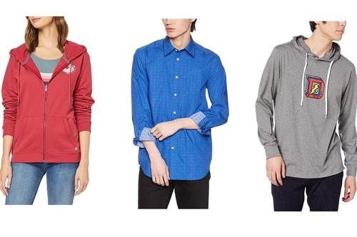 11 chollos en tallas sueltas de pantalones, camisetas y sudaderas de marcas como Tommy Hilfiger, Superdry, Diesel o Billabong en Amazon