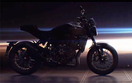 Honda Cb1000r Teaser 2021 1