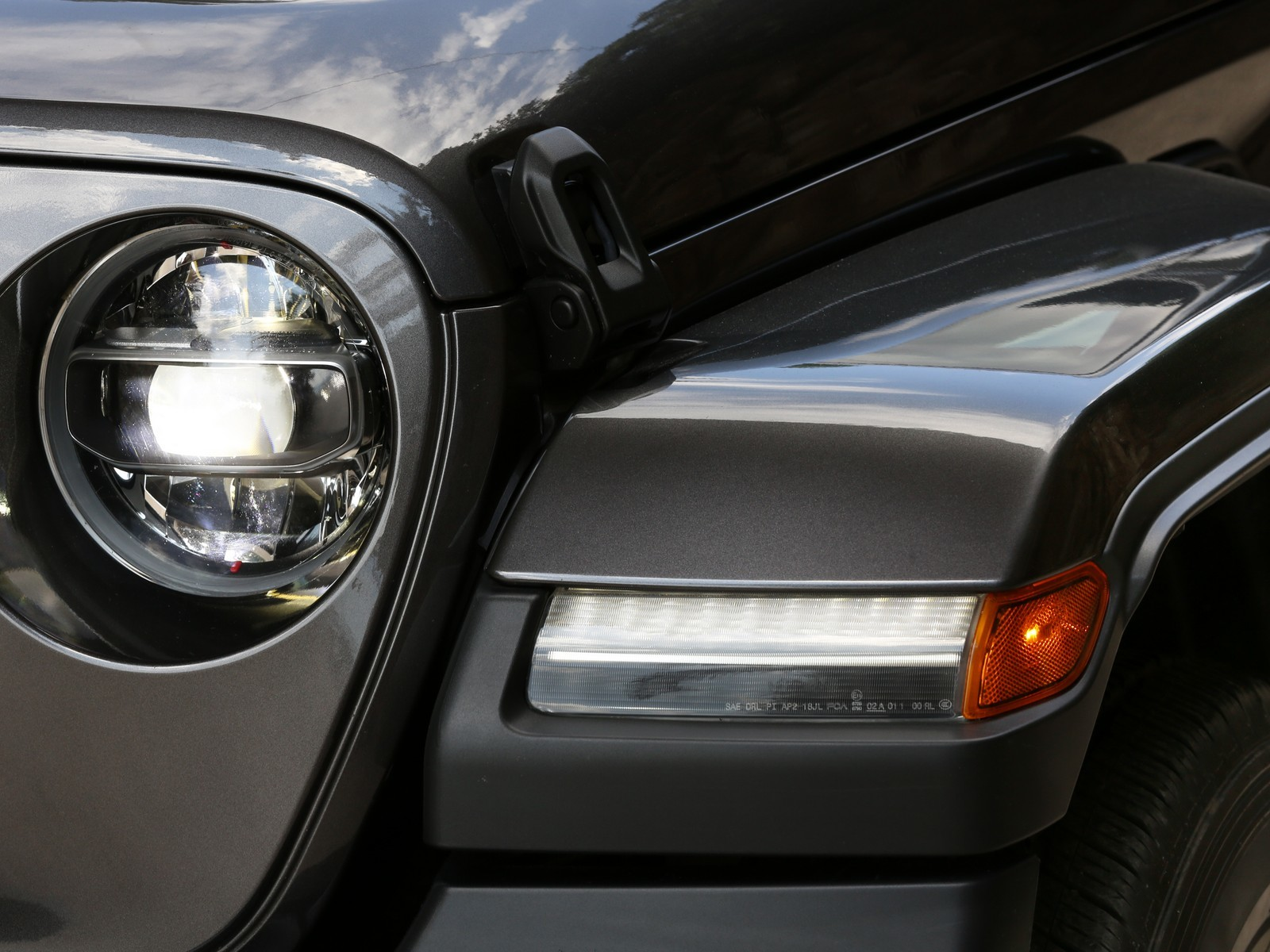 Foto de Jeep Wrangler interiores y detalles (11/16)