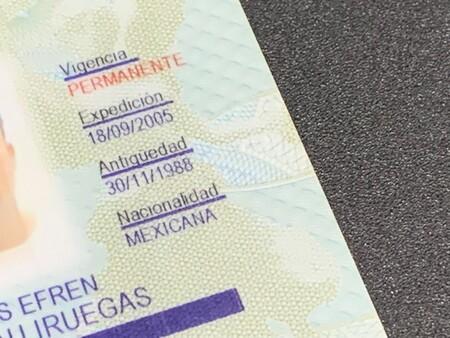 Licencia CDMX