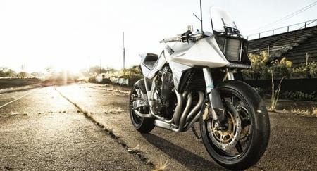 Icon New Jack, transformando una Suzuki Katana