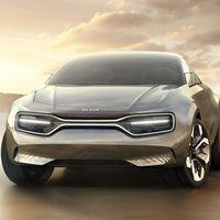 El KIA Imagine Concept podría llegar a la etapa de producción en 2021