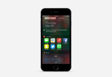 Con Launcher 2 ahora puedes añadir todos los widgets que quieras en el Centro de Notificaciones