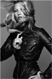Kate Moss para Belstaff