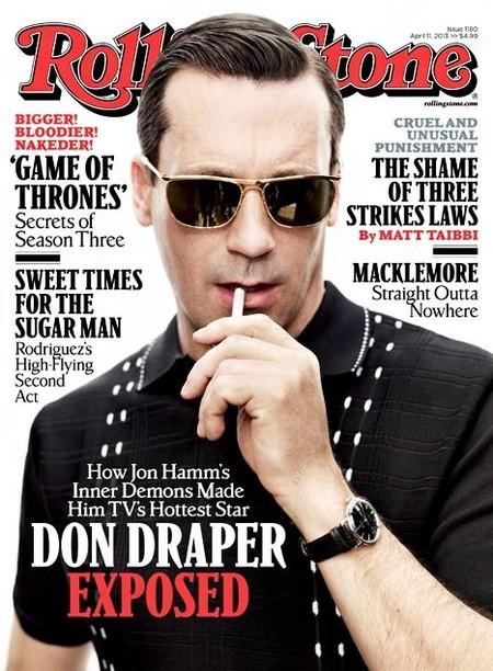 """El hombre con el pene más grande del mundo aconseja a Jon Hamm como sobrellevar su """"carga"""""""